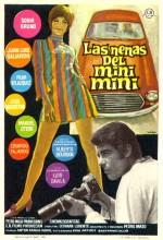 Las Nenas Del Mini-mini (1969) afişi