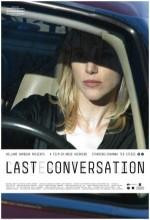 Last Conversation (2009) afişi