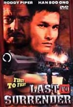 Last To Surrender (1999) afişi