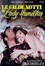 Le Calde Notti Di Lady Hamilton (1968) afişi
