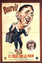 Le Coeur Sur La Main (1949) afişi