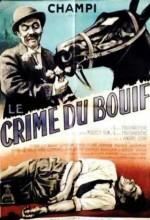Le Crime Du Bouif (1952) afişi