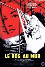 Le Dos Au Mur (1958) afişi