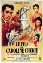 Le Fils De Caroline Chérie (1955) afişi