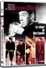 Le Retour De Don Camillo (1953) afişi