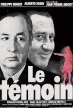 Le Témoin (1978) afişi