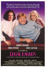 Legal Eagles(ı) (1986) afişi