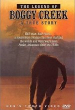 Legend Of Boggy Creek (1972) afişi
