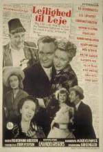 Lejlighed Til Leje (1949) afişi