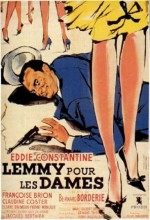 Lemmy Pour Les Dames (1962) afişi