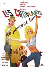 Les Croulants Se Portent Bien (1961) afişi