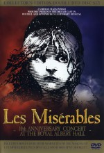 Les Misérables In Concert (1995) afişi