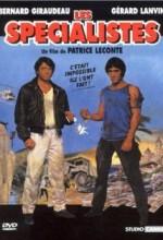 Les Spécialistes (1985) afişi