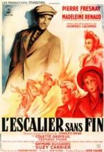 L'escalier Sans Fin (1943) afişi