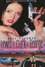 Lewis & Clark & George (1997) afişi