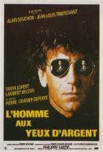 L'homme Aux Yeux D'argent (1985) afişi