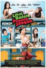 Lihat Boleh, Pegang Jangan (2010) afişi