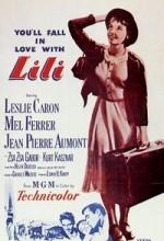 Lili (1953) afişi