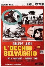 L'occhio Selvaggio (1967) afişi