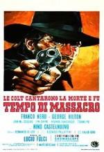 Los Colt Cantaron A Muerte Y Fué...tiempo De Matanza (1966) afişi