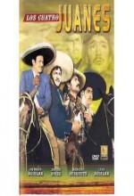 Los Cuatro Juanes (1966) afişi