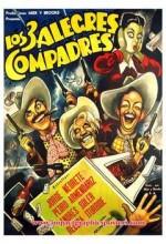 Los Tres Alegres Compadres (1952) afişi