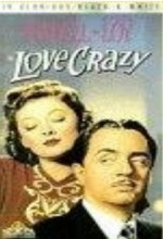 Love Crazy (1941) afişi