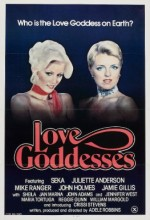 Love Goddesses (1981) afişi