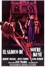 L'éventreur De Notre-dame (1979) afişi
