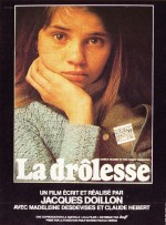 La drôlesse (1979) afişi