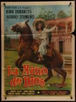 La mano de Dios (1966) afişi