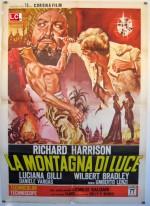 La Montagna Di Luce (1965) afişi