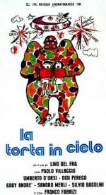 La Torta In Cielo (1970) afişi