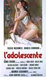 L'adolescente (1976) afişi