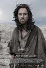 Last Days in the Desert (2015) afişi