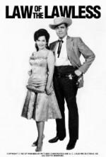 Law of the Lawless (1964) afişi