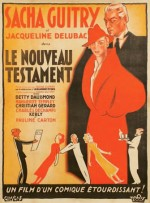 Le nouveau testament (1936) afişi