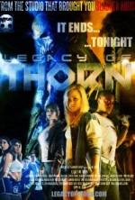 Legacy of Thorn (2014) afişi