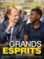Les grands esprits (2017) afişi