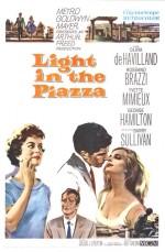 Light in the Piazza (1962) afişi