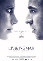 Liv & Ingmar (2012) afişi