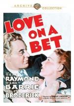 Love on a Bet (1936) afişi