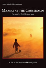 Maasai: At The Crossroads (2009) afişi