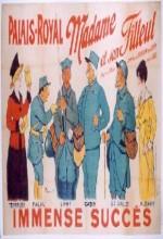 Madame Et Son Filleul (1919) afişi