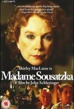 Madame Sousatzka (1988) afişi