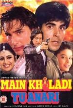 Main Khiladi Tu Anari (1994) afişi
