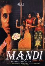 Mandi (1983) afişi