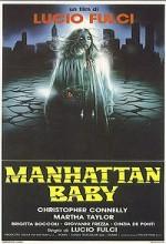 Manhattan Baby (1982) afişi