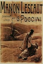 Manon Lescaut(ı) (1940) afişi