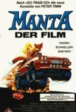 Manta - Der Film (1991) afişi
